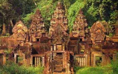 Bantery Srei Temple