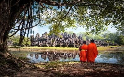 Ta Prohhm Temple