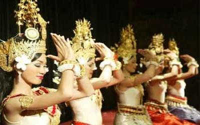Aprara Dancers