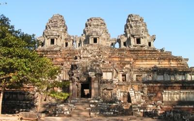 Phom Bakneng Temple