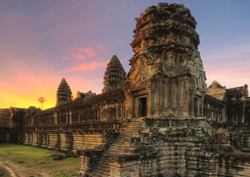Camboda-korea
