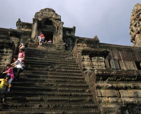 AR1TWF Angkor Wat, near Siem Reap Cambodia